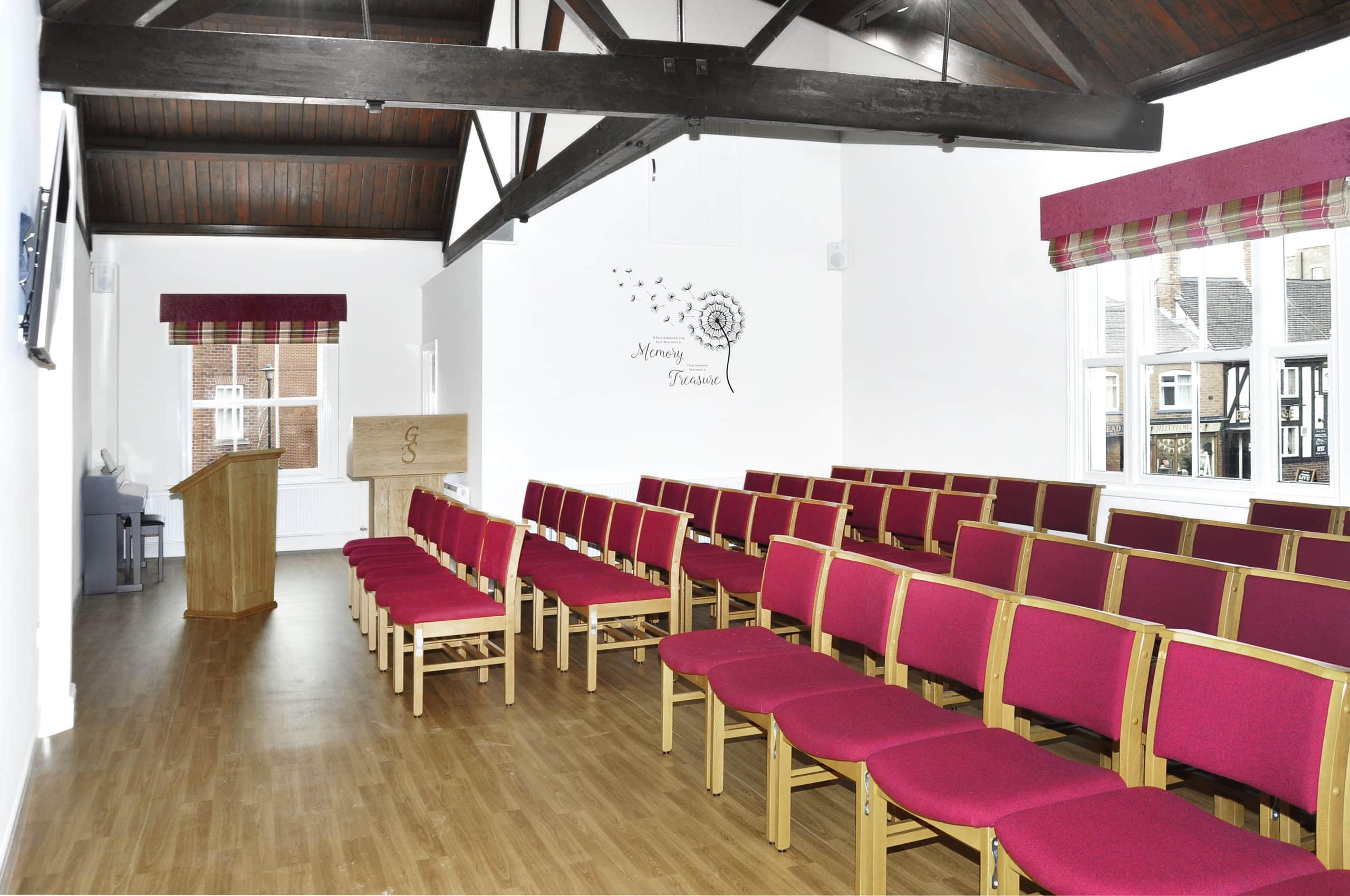 G Seller - Chapel